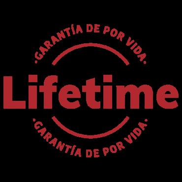 Garantía Lifetime